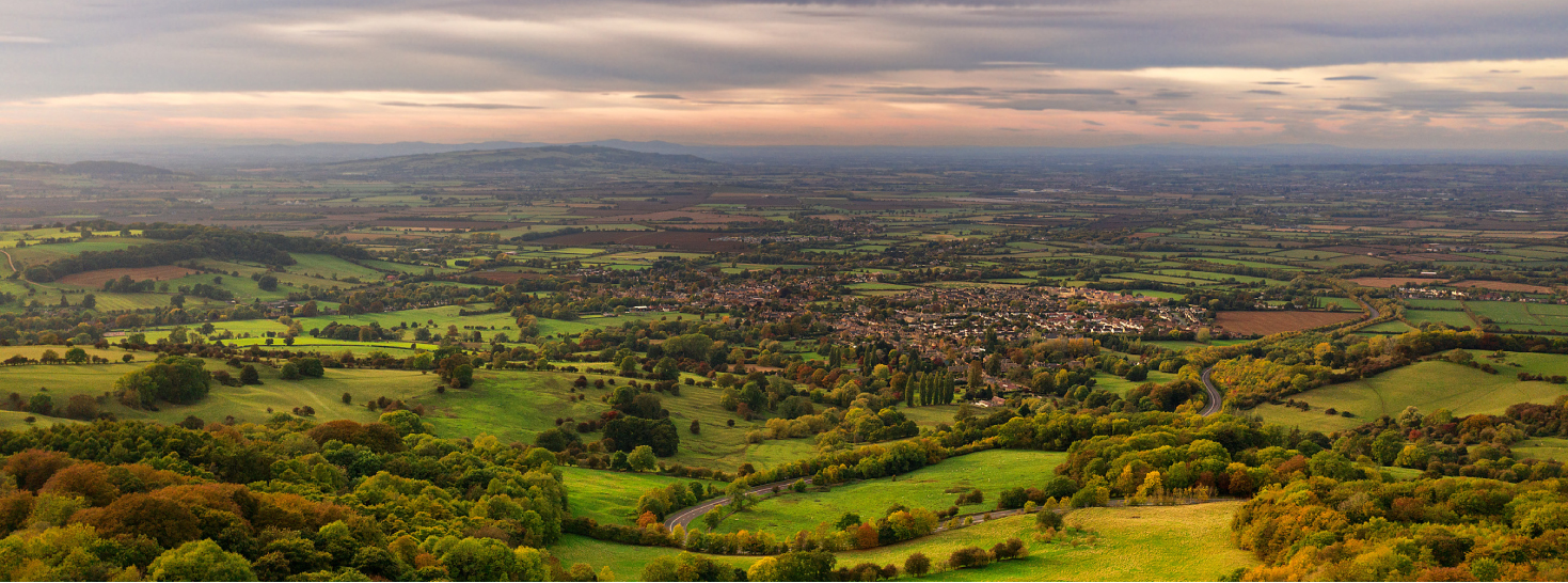 aerial drone photgraphy worcestershire